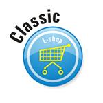 Classic - interentový obchod - E-shop